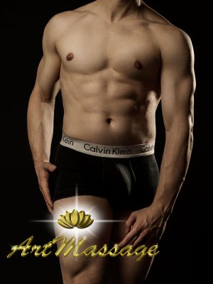 male masseur london city